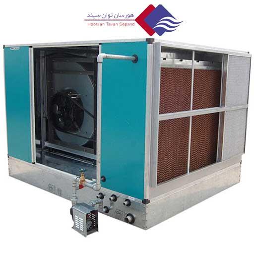 اجزای تشکیل دهنده ایرواشر Air Washer